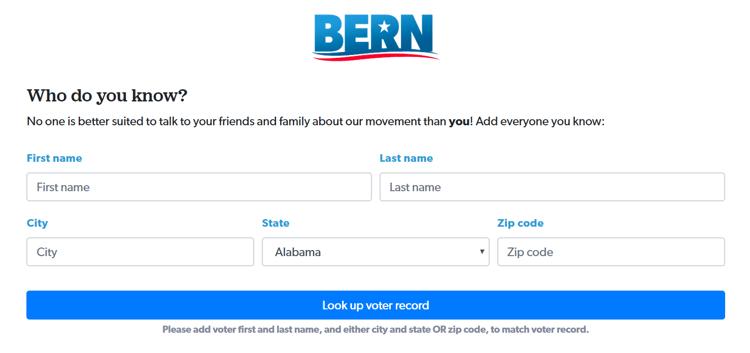BERN homepage