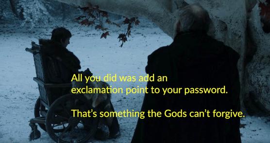 Bran password
