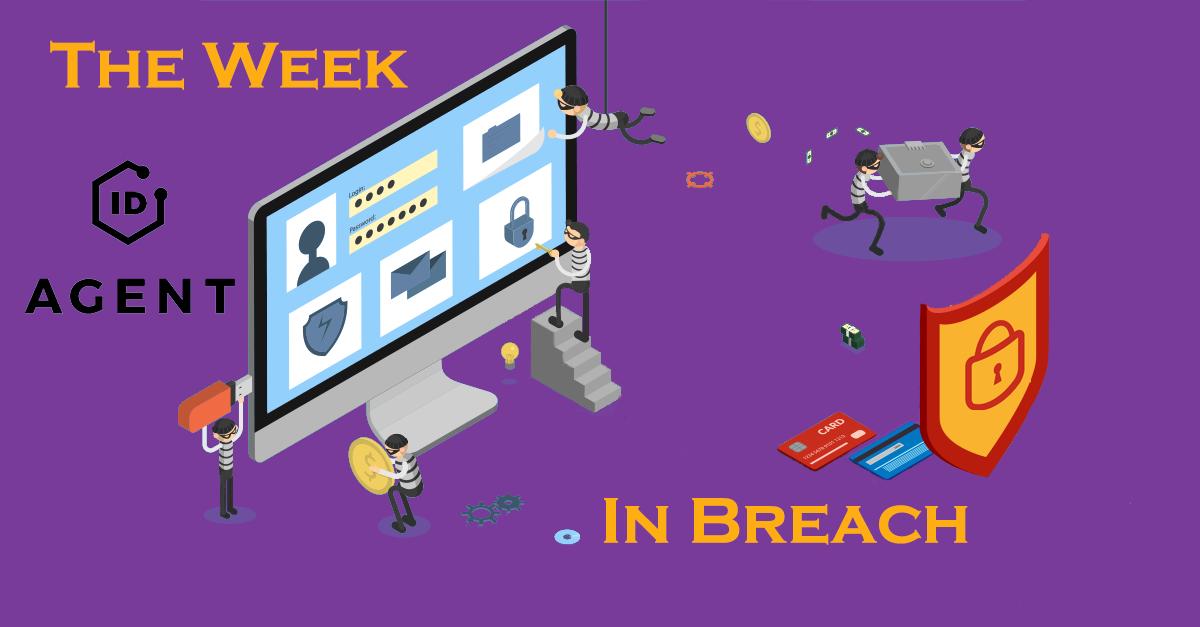 THE WEEK IN BREACH Bank